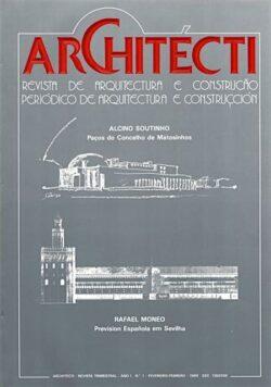 Revista Architécti nº 1