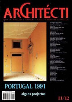 Revista Architécti nº 11 /12