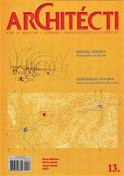 Revista Architécti nº 13