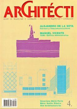 Revista Architécti nº 4