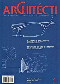 Revista Architécti nº 5