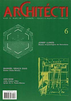 Revista Architécti nº 6