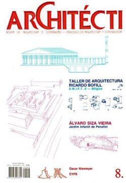 Revista Architécti nº 8