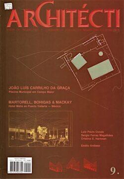 Revista Architécti nº 9